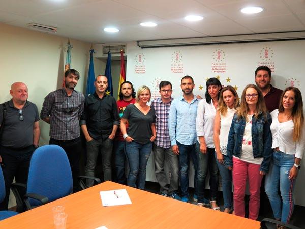 2018 06 01 Alzira Ràdio coordinadora XEMP - Alzira Radio notícies d'Alzira
