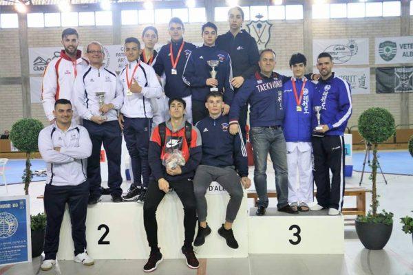 2019 02 03 Taekwondo 3r autonomic - Alzira Radio notícies d'Alzira