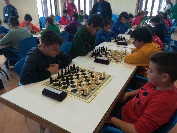 2019 02 23 Provincial escacs 2 - Alzira Radio notícies d'Alzira