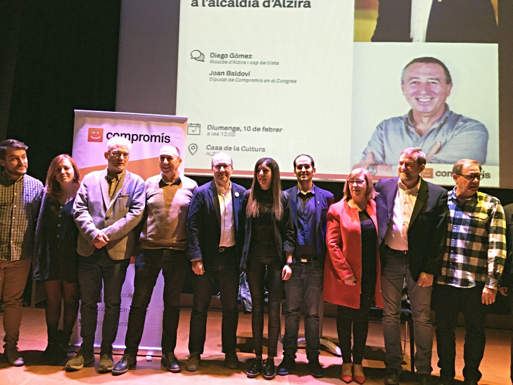 candidatura compromis - Alzira Radio notícies d'Alzira