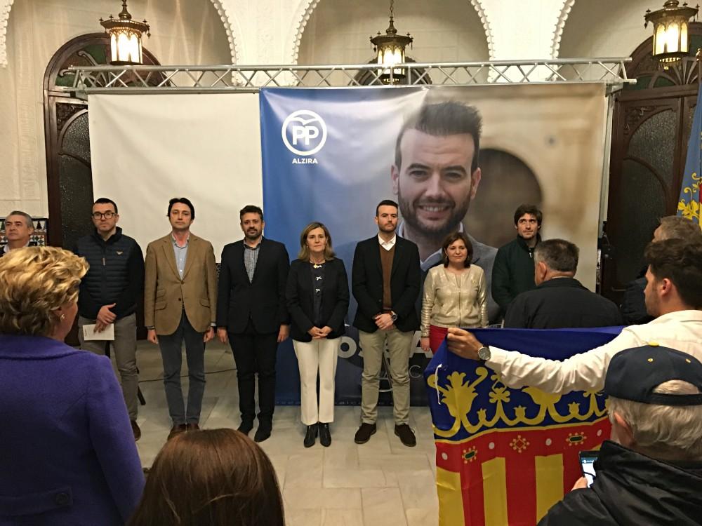 candidatura jose andres - Alzira Radio notícies d'Alzira