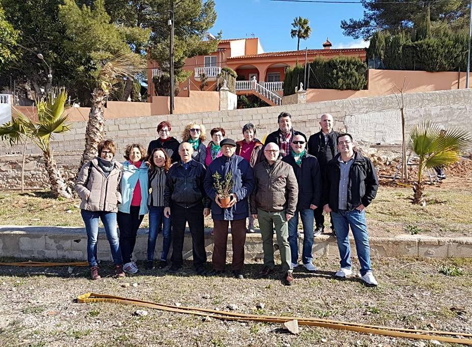 mes de arbre associcions veins - Alzira Radio notícies d'Alzira
