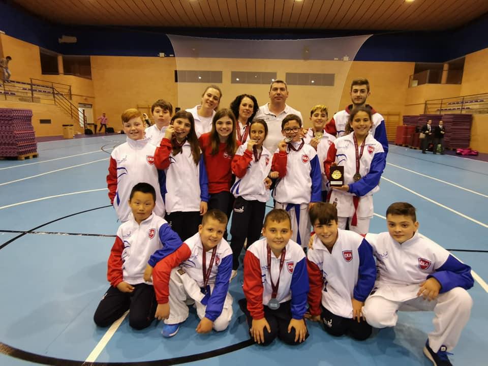 2019 03 10 Karate campions autonòmiques 1 - Alzira Radio notícies d'Alzira