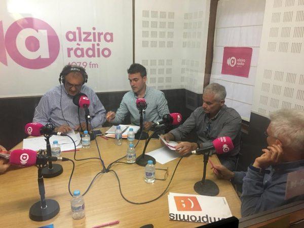 2019 05 08 Primer debat 26 M 3 - Alzira Radio notícies d'Alzira