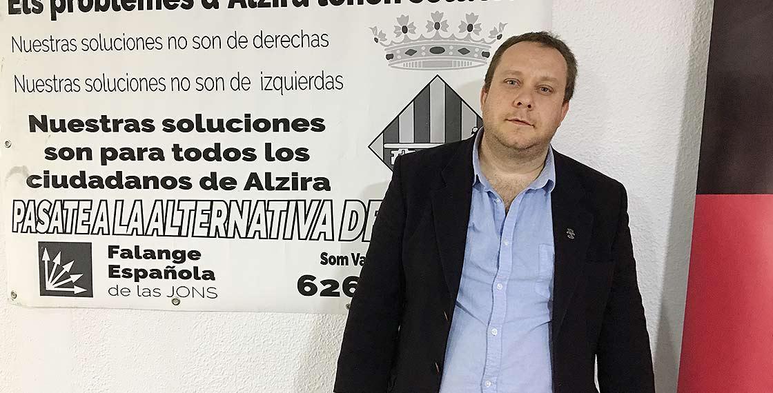 falange transparencia - Alzira Radio notícies d'Alzira