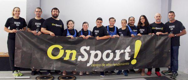 Andrea Bernia i Jose Maya guanyen el Memorial Joaquín Selfa d'halterofília
