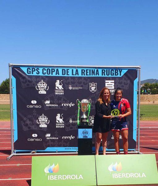 Copa Reina millor jugadora - Alzira Radio notícies d'Alzira