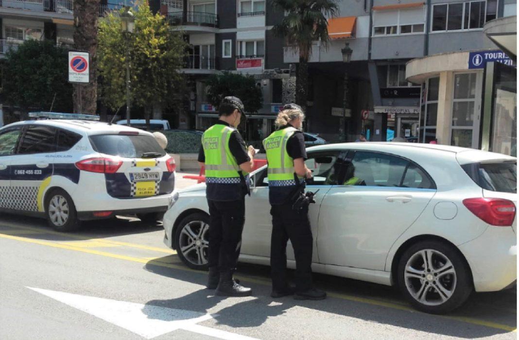Policia Local control - Alzira Radio notícies d'Alzira