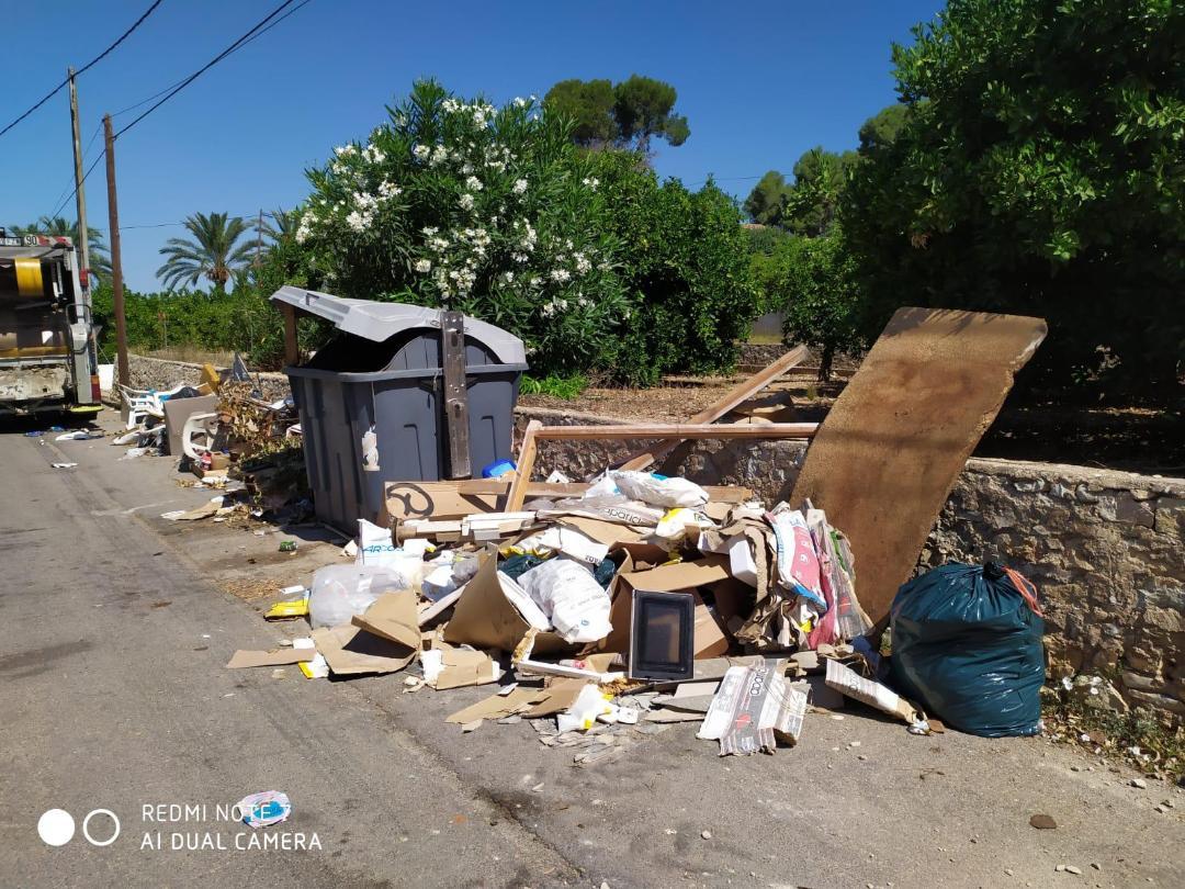 abocaments incontrolats - Alzira Radio notícies d'Alzira