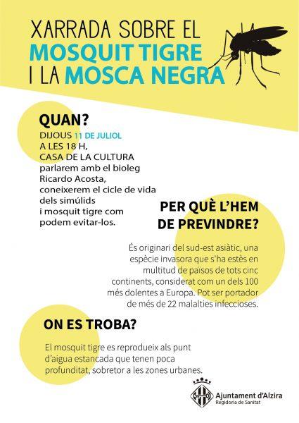 xarrada mosquit 11072019 - Alzira Radio notícies d'Alzira