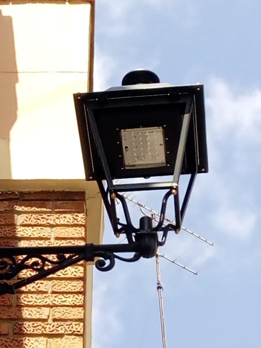 Enllumenat pla estalvi energétic - Alzira Radio notícies d'Alzira