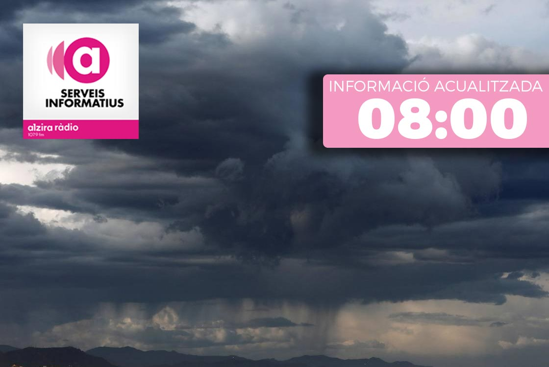 gota freda 0800 - Alzira Radio notícies d'Alzira
