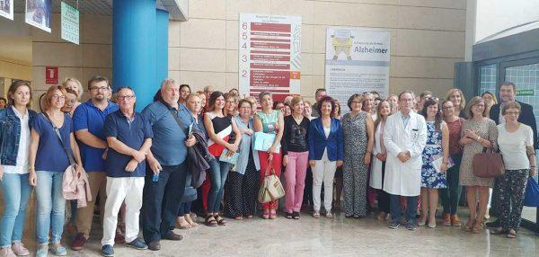 L'Hospital de la Ribera acull la Jornada Sobre envelliment Saludable