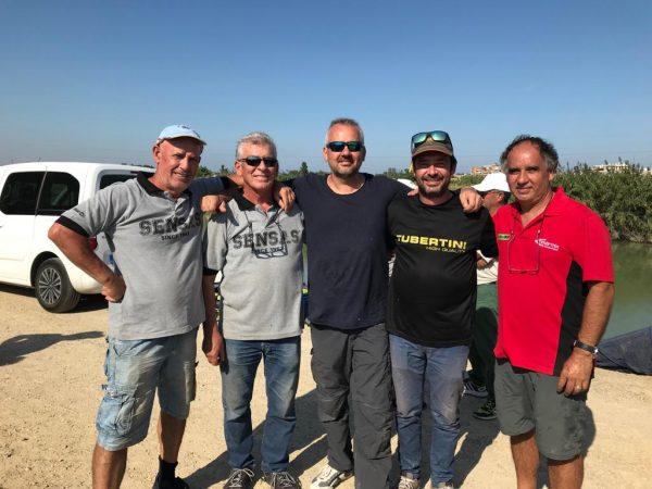 El club de pesca L'Ham d'Alzira, campió autonòmic i classificat per al campionat d'Espanya