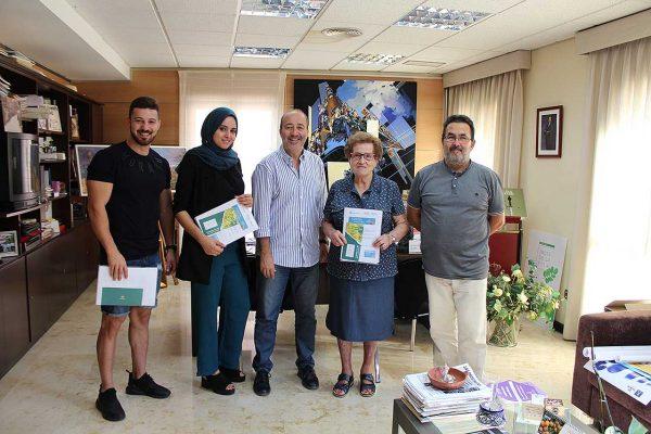 Lliurats els premis del I Concurs de Balcons i Façanes del carrer Hort dels Frares