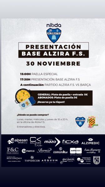 Presentació Nítida - Alzira Radio notícies d'Alzira