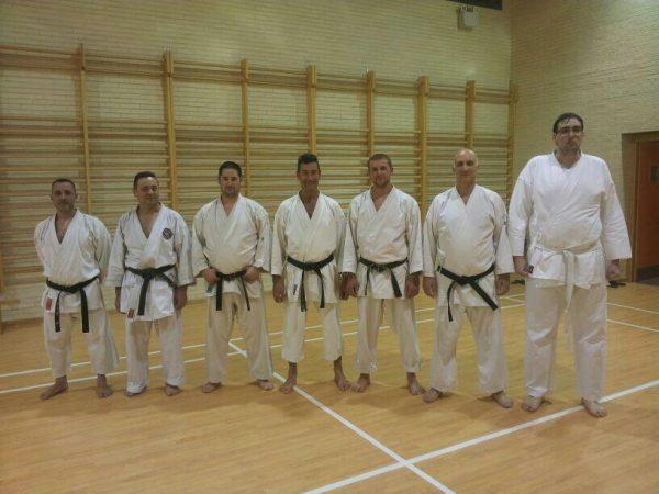 Alzira compta amb un club de Karate Sotokan