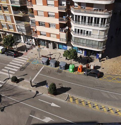 PP demana la reodenació del trànsit de Sants Patrons a Plaça Major