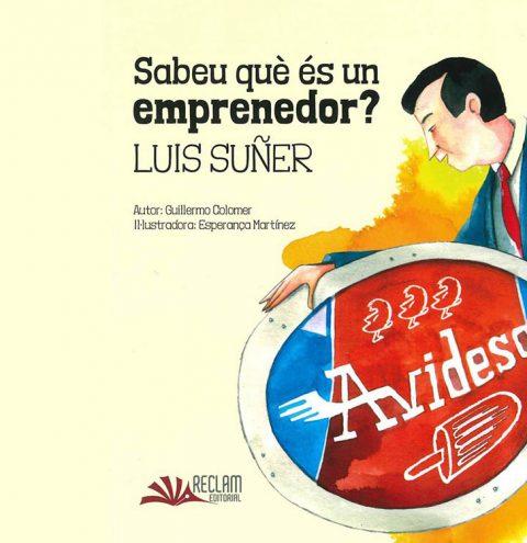 L'emprenedoria de Luís Suñer eix central del conte que es presentarà a Alzira