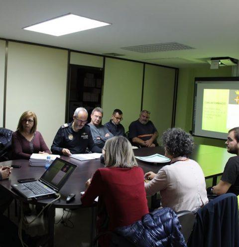 Presentació i posada en marxa del Pla Territorial Municipal davant d'Emergències d'Alzira