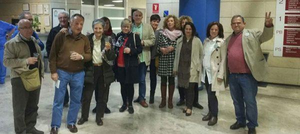 CCOO denuncia la discriminació del personal estatutari de l'Hospital de la Ribera