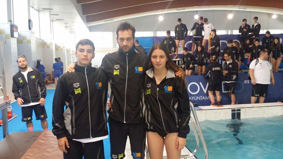 2020 02 29 Campionat Espanya José Luis de la Vara i Maia Lardeur 1 - Alzira Radio notícies d'Alzira