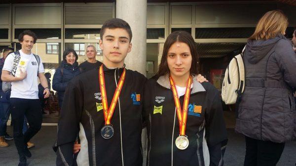 2020 02 29 Campionat Espanya José Luis de la Vara i Maia Lardeur 2 - Alzira Radio notícies d'Alzira