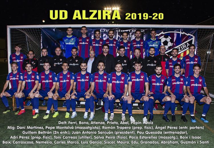 UD Alzira 2019 20 - Alzira Radio notícies d'Alzira