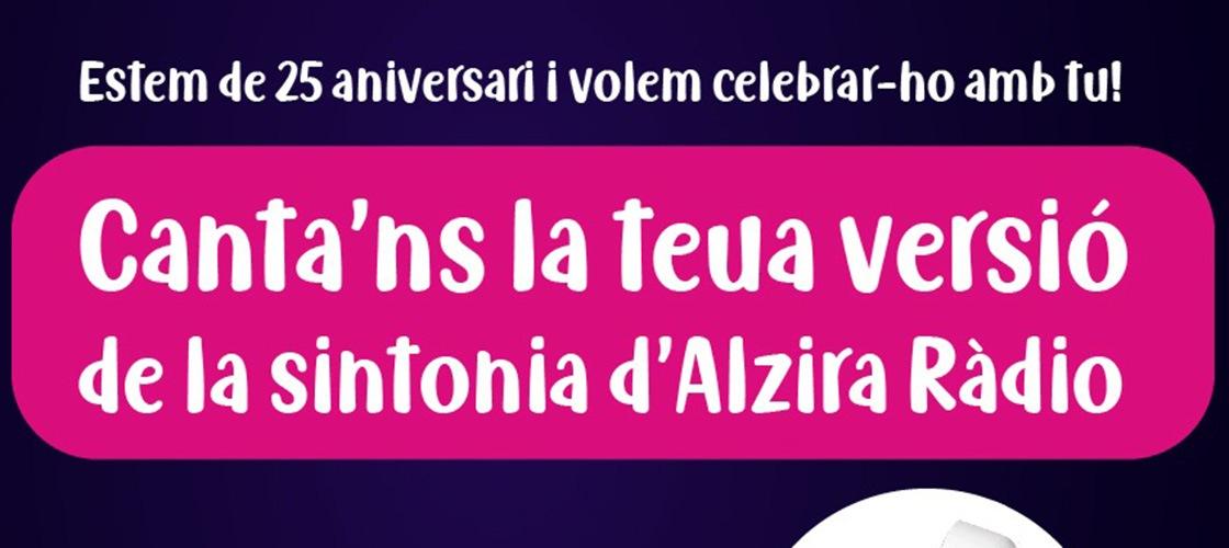Instruccions concurs sintonia Alzira Ràdio 1 - Alzira Radio notícies d'Alzira