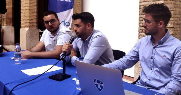 Vicent Fontana és reelegit president del Family Cash Alzira FS.