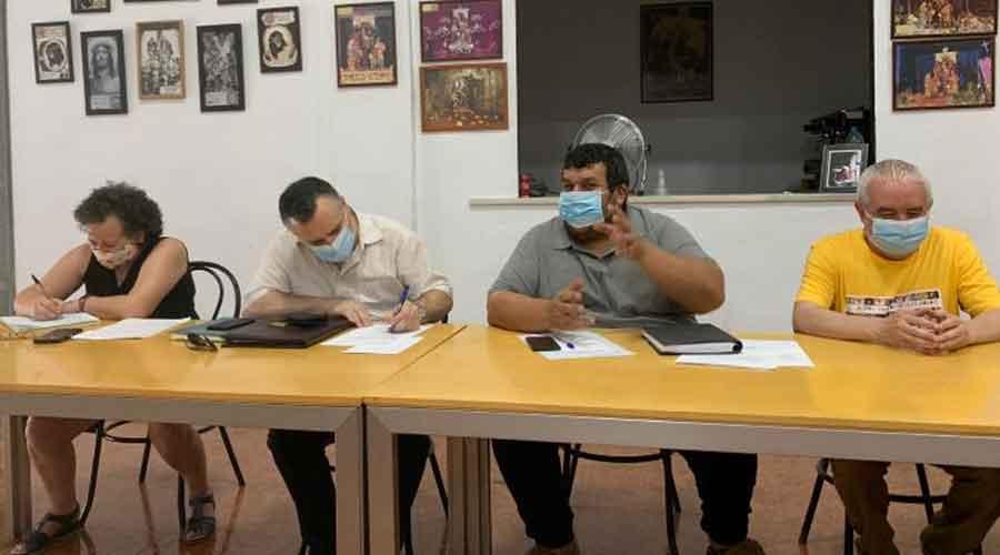 junta de germandats i confraries ok - Alzira Radio notícies d'Alzira