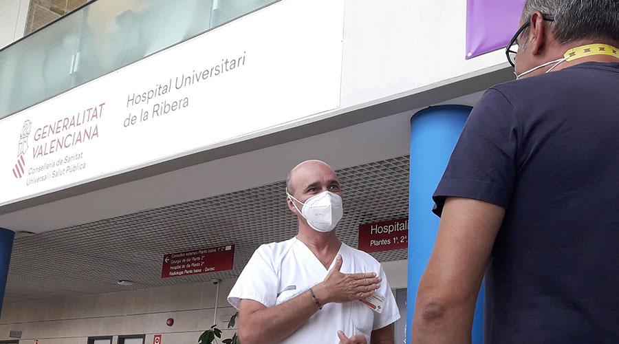 hospi llengua signes - Alzira Radio notícies d'Alzira