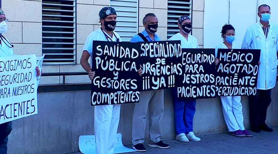 protesta hospital - Alzira Radio notícies d'Alzira