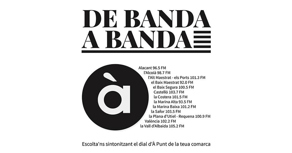 DE BANDA A BANDA - Alzira Radio notícies d'Alzira