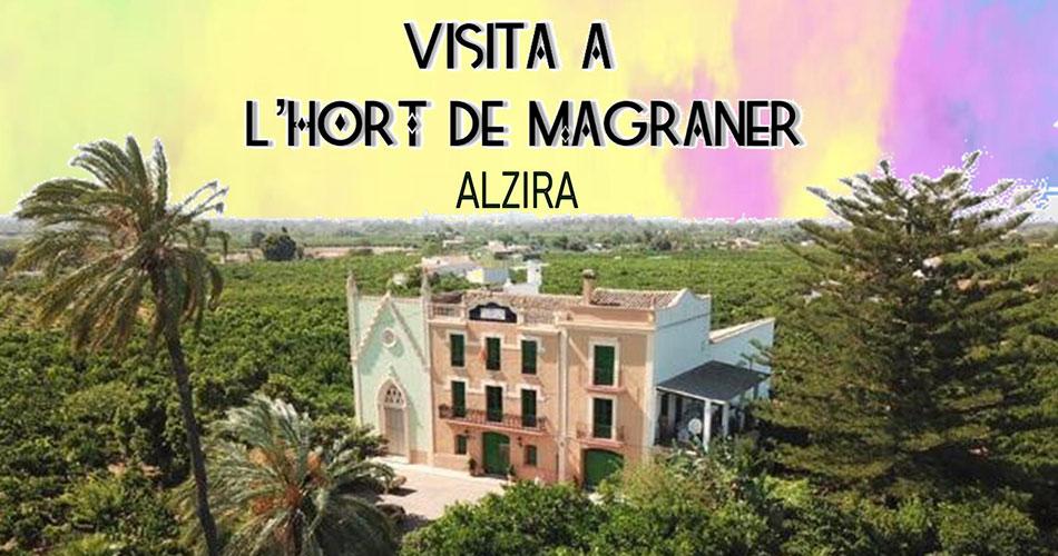 HORT DE MAGRANER - Alzira Radio notícies d'Alzira
