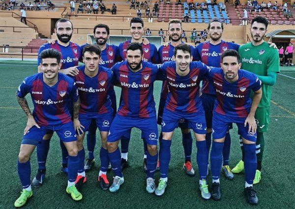 La UD guanya el seu primer partit de pretemporada (2-1)