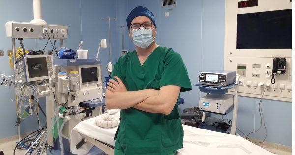L'Hospital de La Ribera utilitza la cirugia laroscòpica en un centenar de pacients amb hèrnia ventral