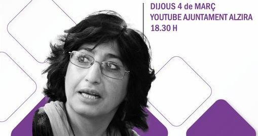"""Esta vesprada, la xarrada """"Infinitas razones para no legalizar la prostitución"""" de Nazanin Armanian"""