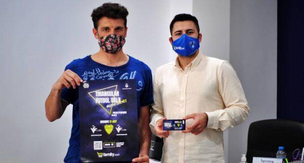 El Alzira FS juga demà per obtindre diners per als artistes fallers