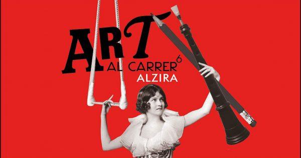La jornada d'il·lustració d'Alzira comptarà amb 25 jóvens professionals al carrer Escoles Pies